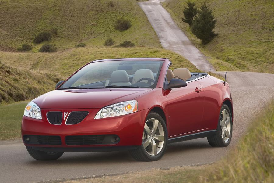 2008 Pontiac G6 Overview Cars Com
