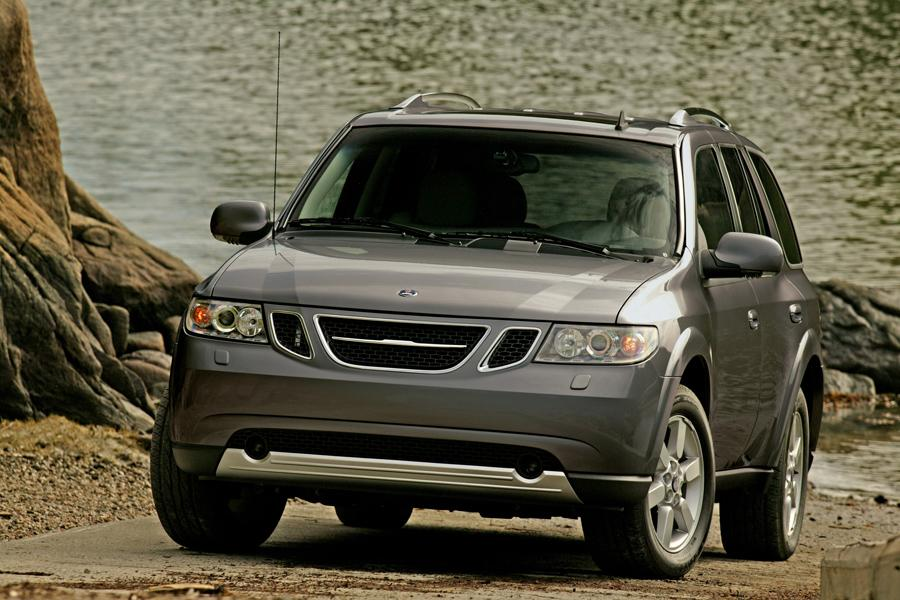 2008 Saab 9-7X Photo 1 of 6