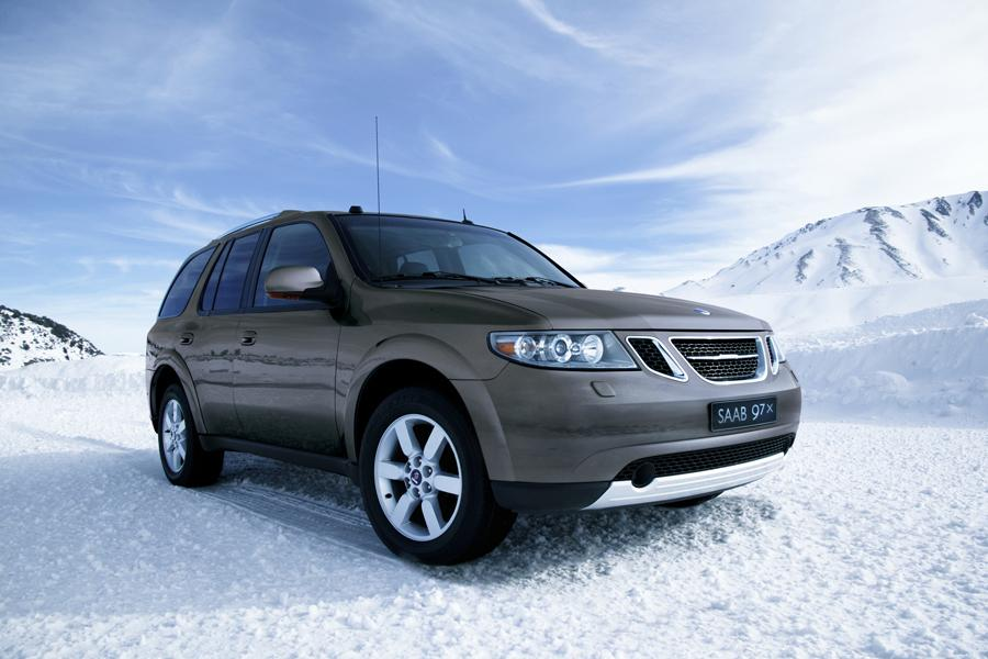 2008 Saab 9-7X Photo 2 of 6