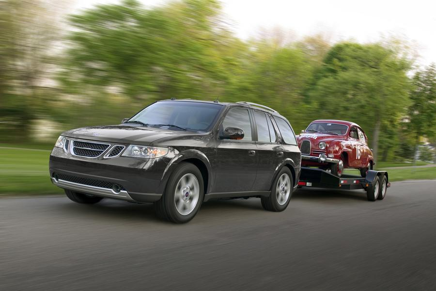 2008 Saab 9-7X Photo 4 of 6