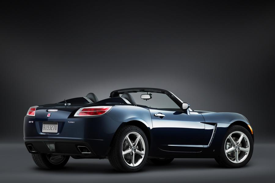 2008 Saturn Sky Photo 4 of 13