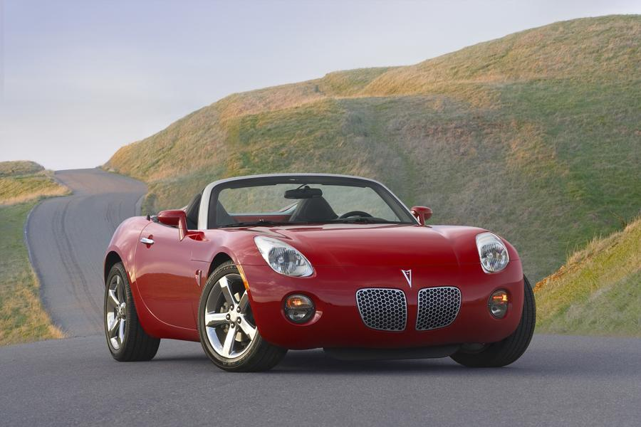 2008 pontiac solstice overview. Black Bedroom Furniture Sets. Home Design Ideas