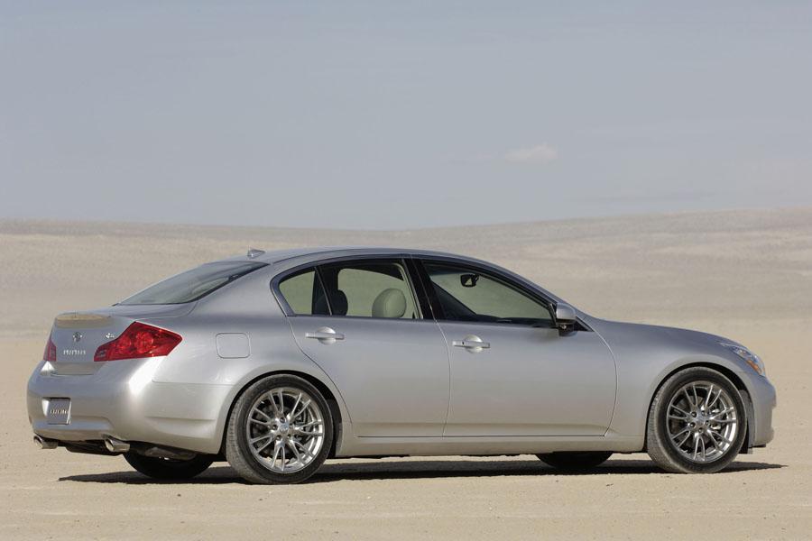 2008 INFINITI G35 Overview | Cars.com