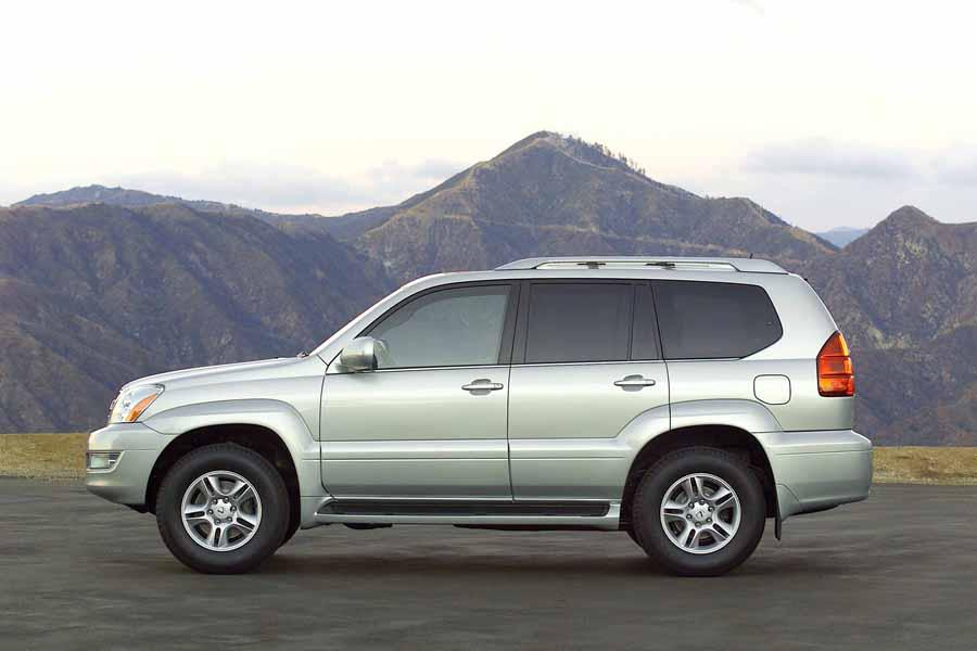 2008 Lexus Gx 470 Overview Cars Com
