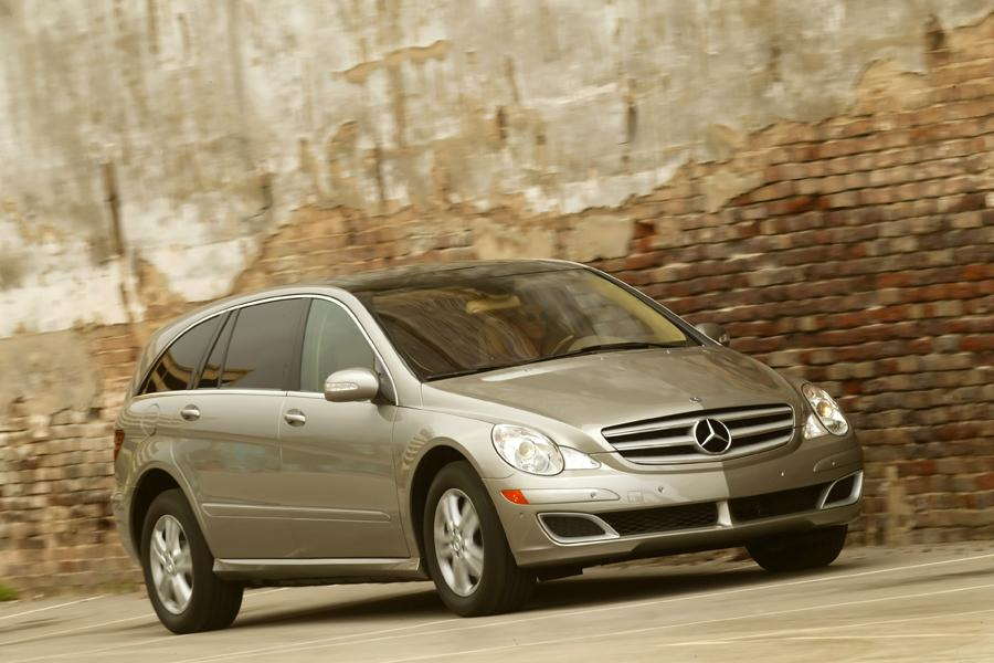 2008 Mercedes-Benz R-Class Photo 2 of 6