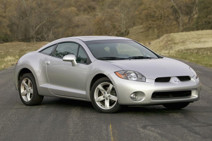 Mitsubishi Eclipse Cost >> 2008 Mitsubishi Eclipse Overview | Cars.com
