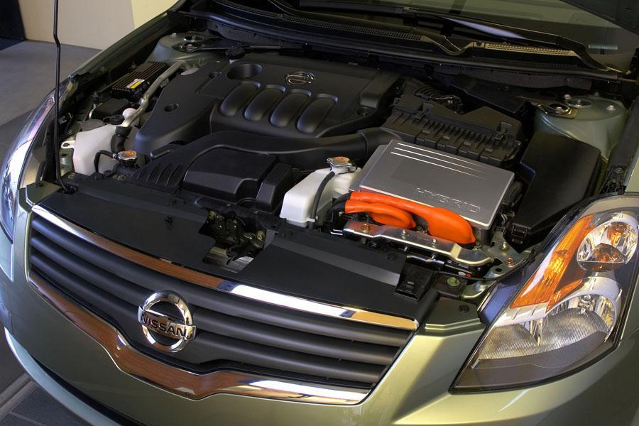 2008 Nissan Altima Hybrid Photo 4 of 5