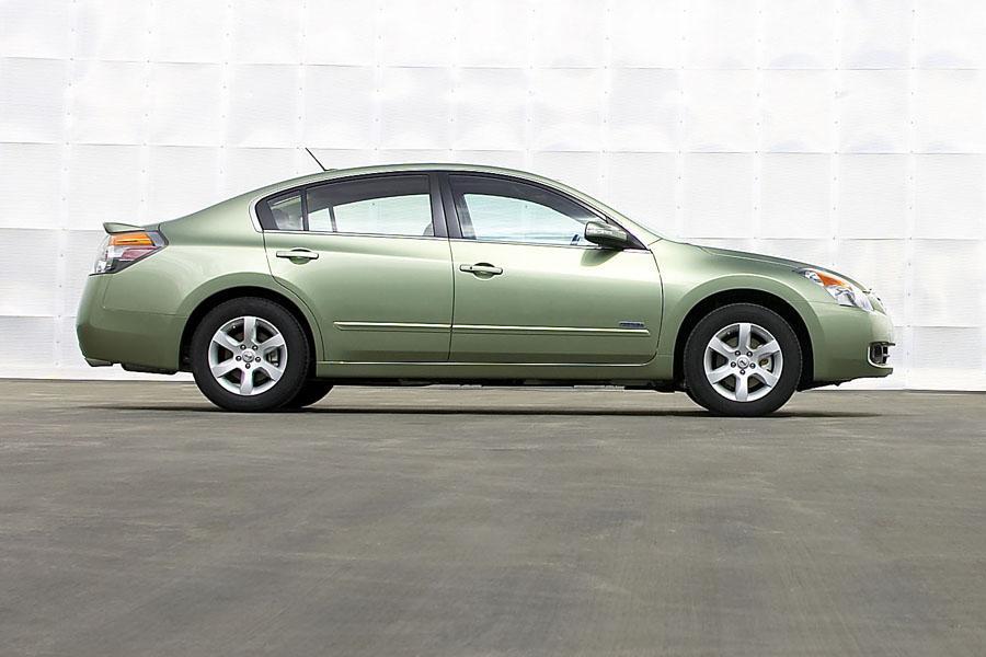 2008 Nissan Altima Hybrid Photo 3 of 5