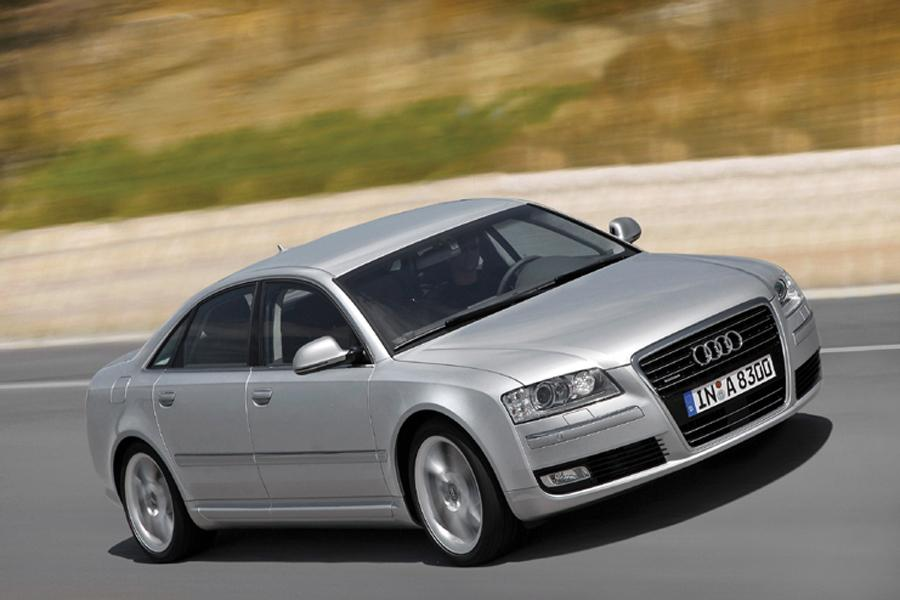 2008 audi a8 overview. Black Bedroom Furniture Sets. Home Design Ideas