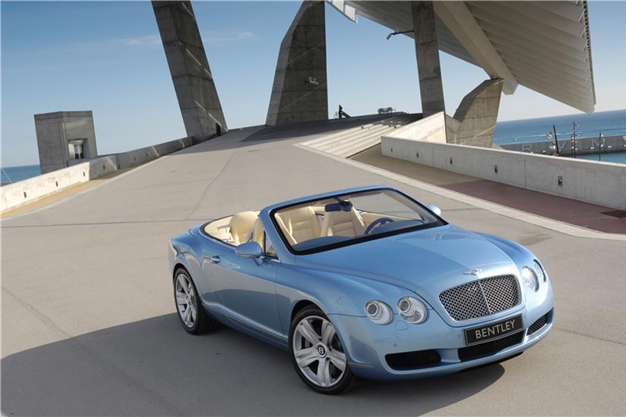 2008 Bentley Continental GTC Photo 2 of 7