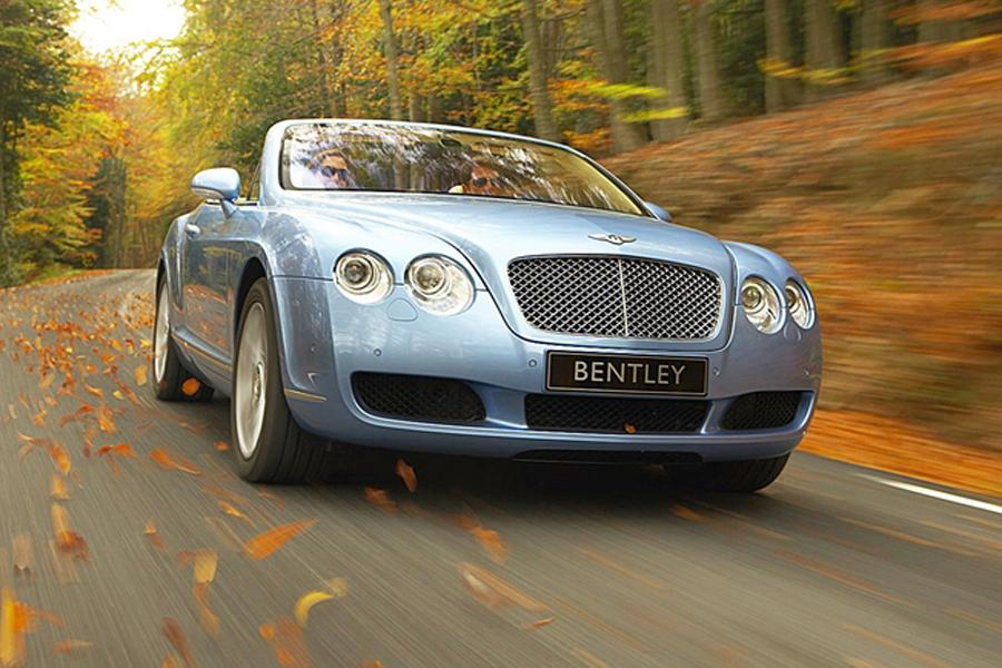 2008 Bentley Continental GTC Photo 4 of 7