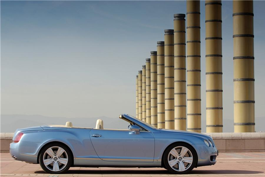 2008 Bentley Continental GTC Photo 5 of 7