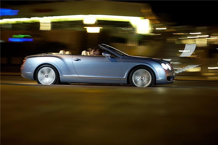 2008 Bentley Continental GTC Photo 6 of 7