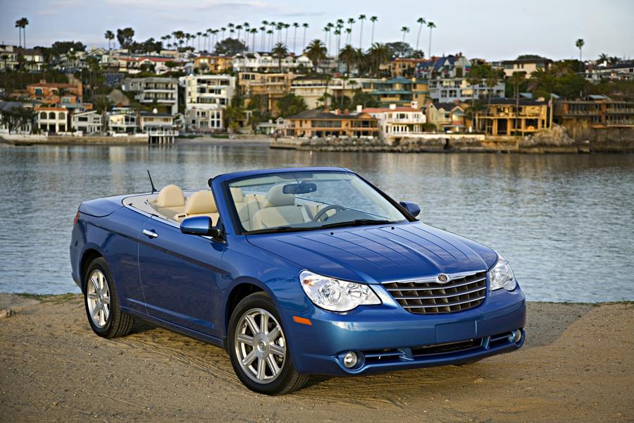 2001 Honda Accord For Sale >> 2008 Chrysler Sebring Reviews, Specs and Prices | Cars.com