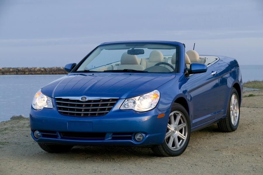 2008 Chrysler Sebring Specs Pictures Trims Colors