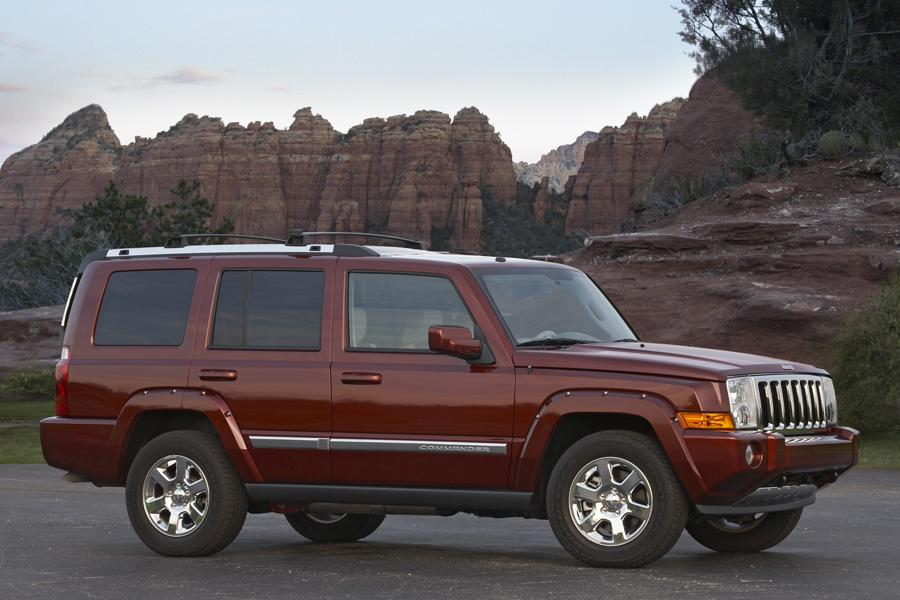 2008 Jeep Commander Photo 3 of 5