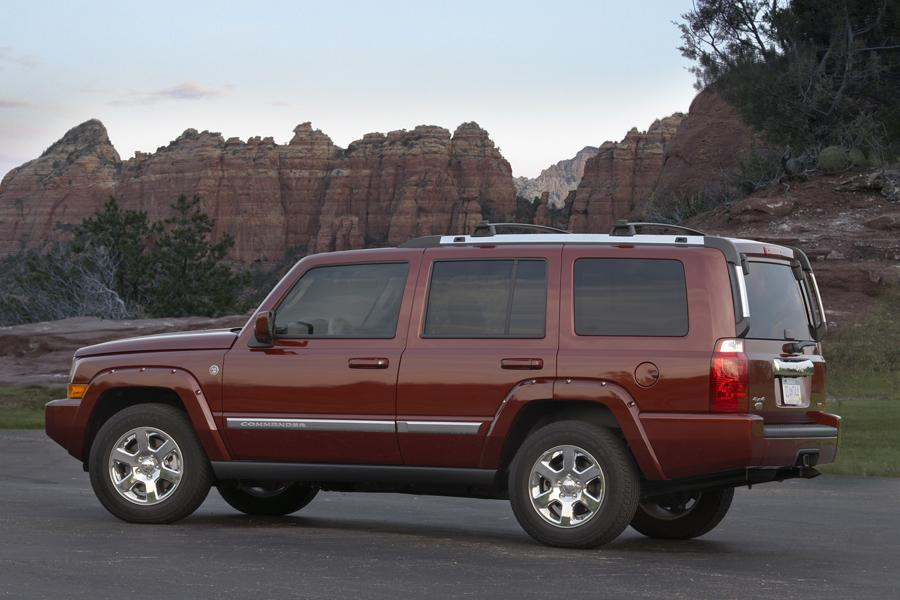 2008 Jeep Commander Photo 4 of 5
