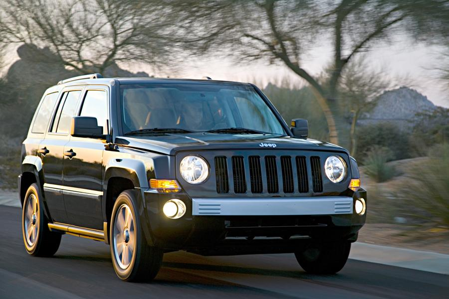 2008 Jeep Patriot Photo 1 of 6