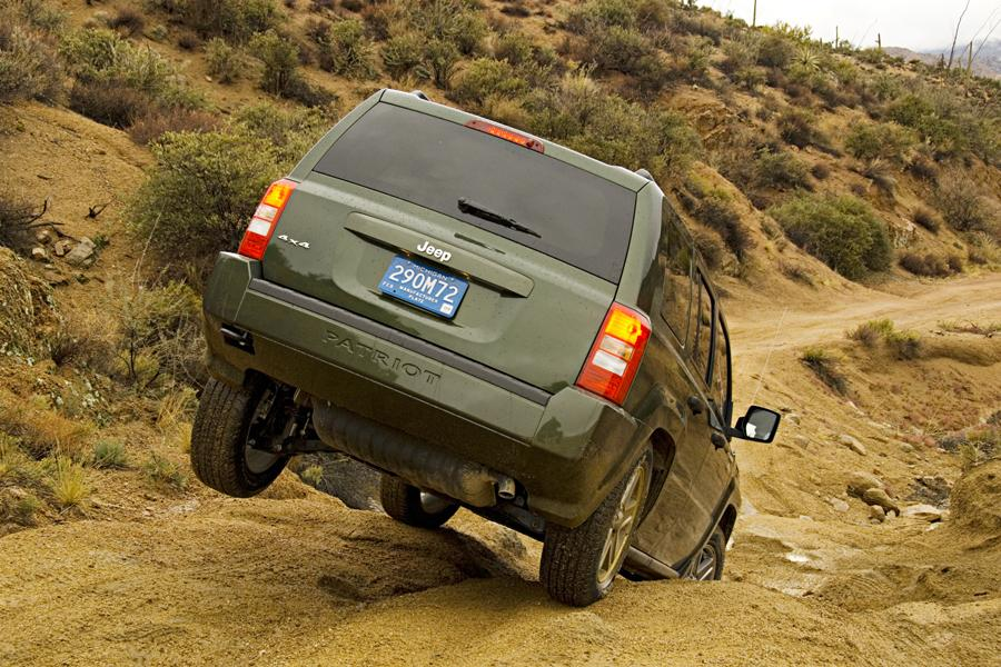 2008 Jeep Patriot Photo 3 of 6