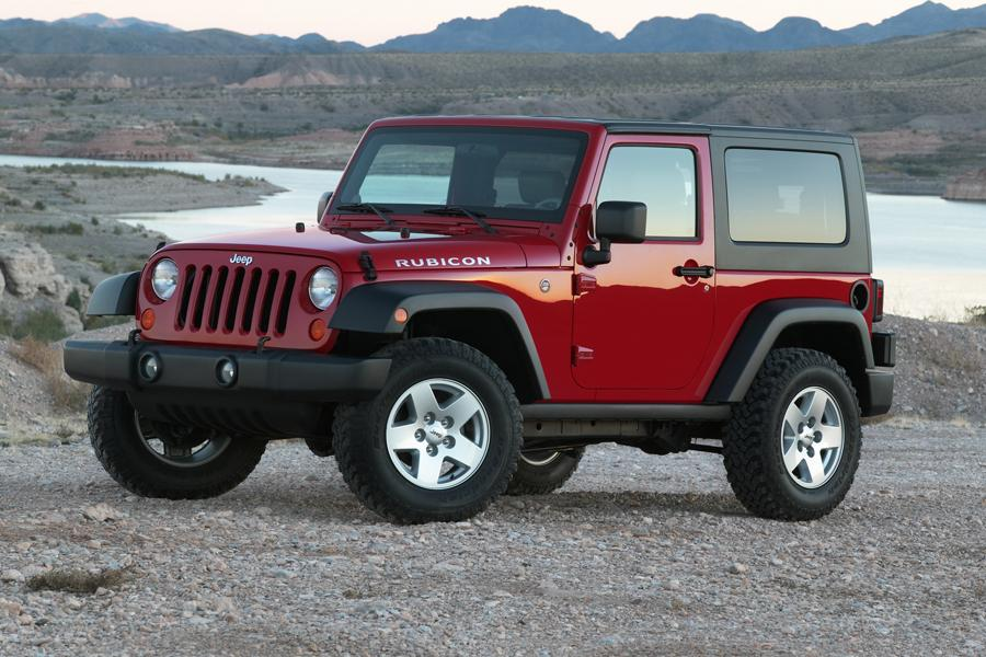2008 Jeep Wrangler Photo 1 of 7