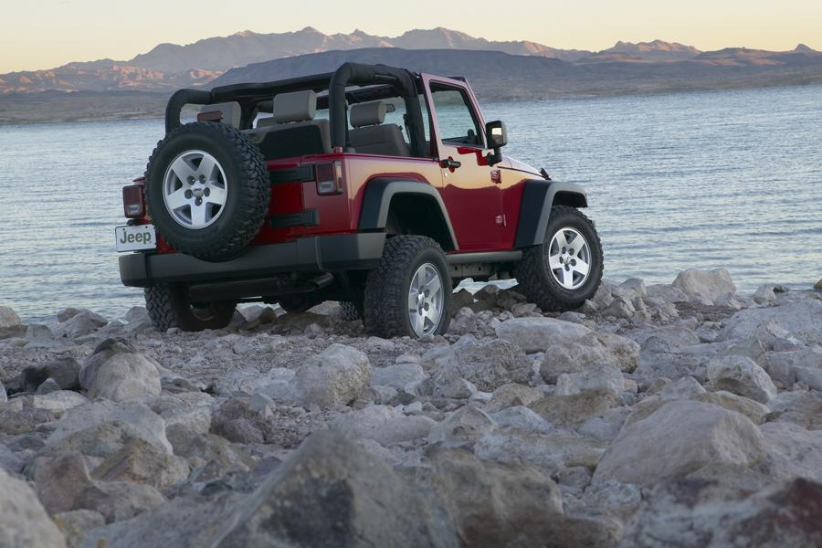 2008 Jeep Wrangler Overview  Carscom