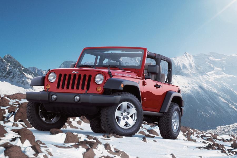 2008 Jeep Wrangler Photo 4 of 7