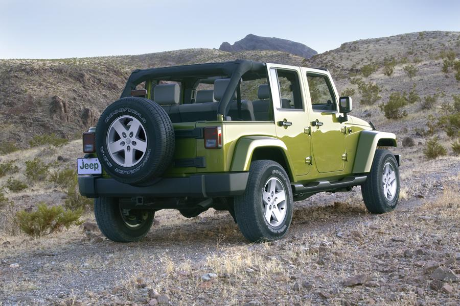 2008 Jeep Wrangler Photo 5 of 7