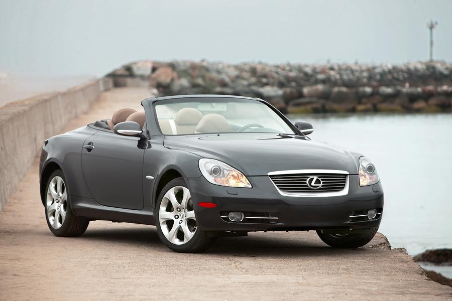 2008 Lexus SC 430 Photo 2 of 6