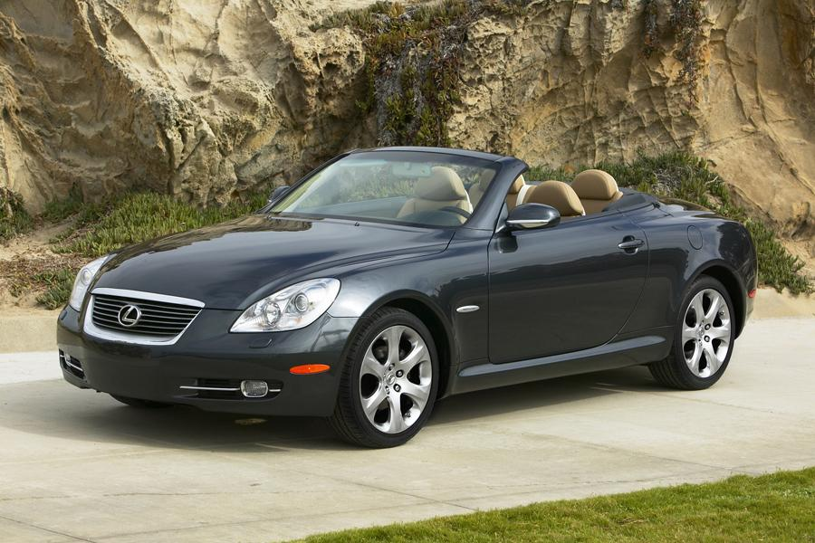 2008 lexus sc 430 overview. Black Bedroom Furniture Sets. Home Design Ideas