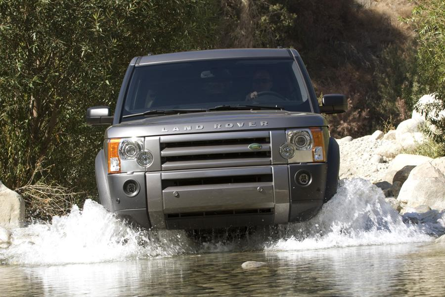 2008 Land Rover Lr3 Overview Cars Com