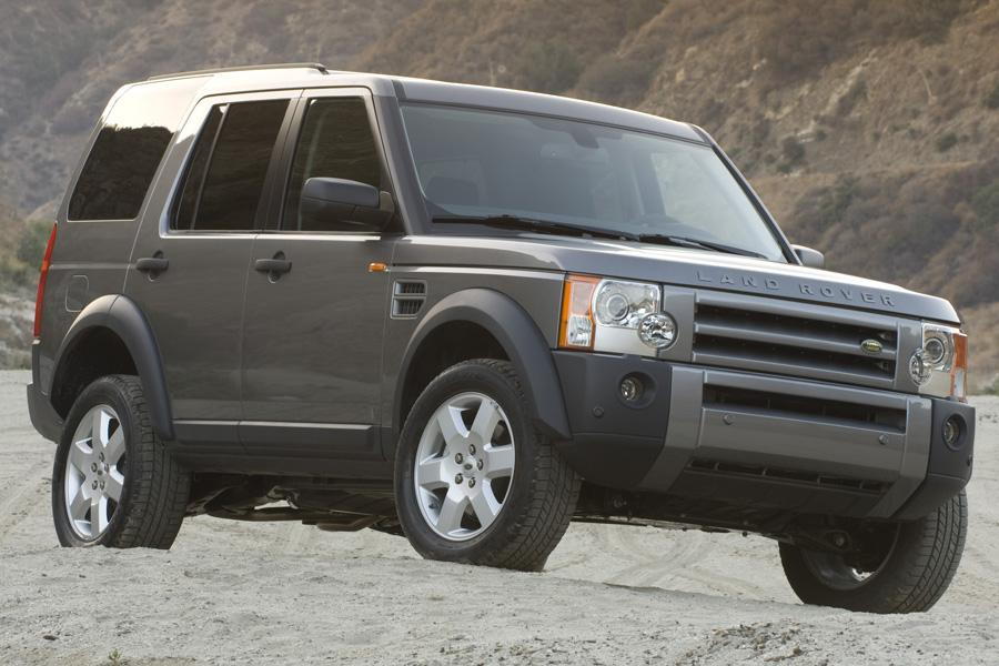 2008 Land Rover LR3 Photo 3 of 8