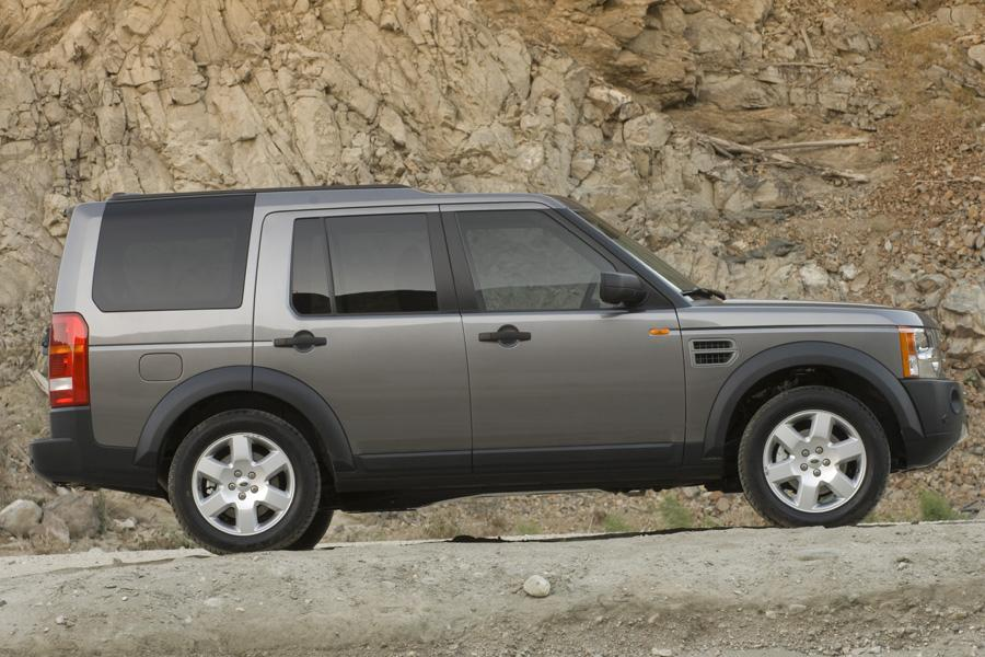 2008 Land Rover LR3 Photo 4 of 8
