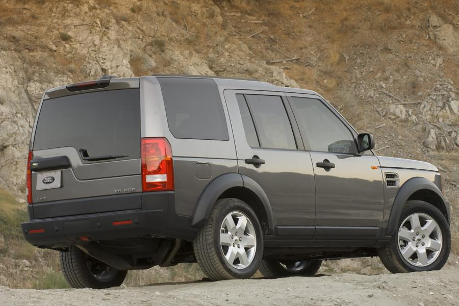 2008 Land Rover LR3 Photo 5 of 8