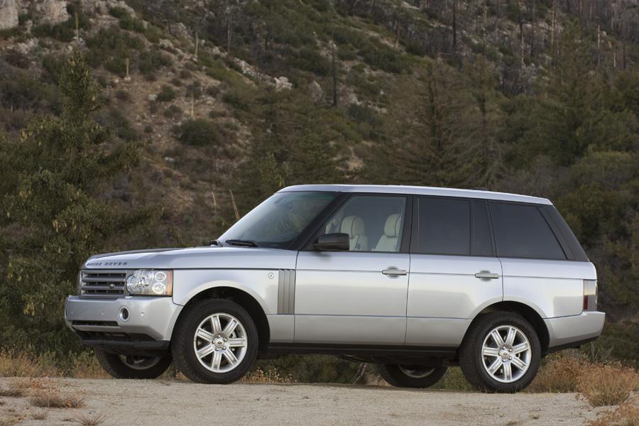 2008 Land Rover Range Rover Photo 1 of 7
