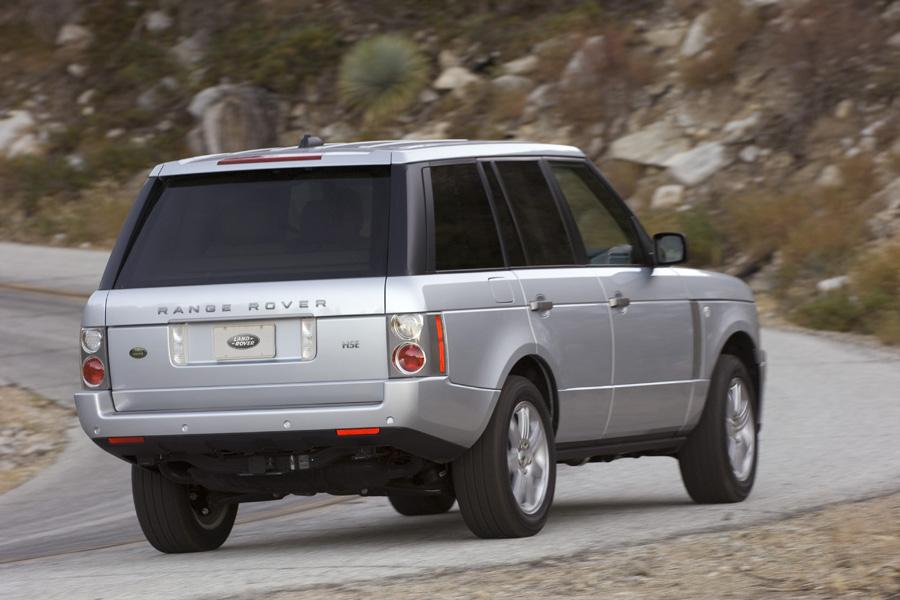 2008 Land Rover Range Rover Overview Cars Com