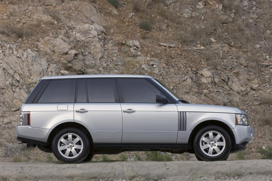 2008 Land Rover Range Rover Photo 4 of 7
