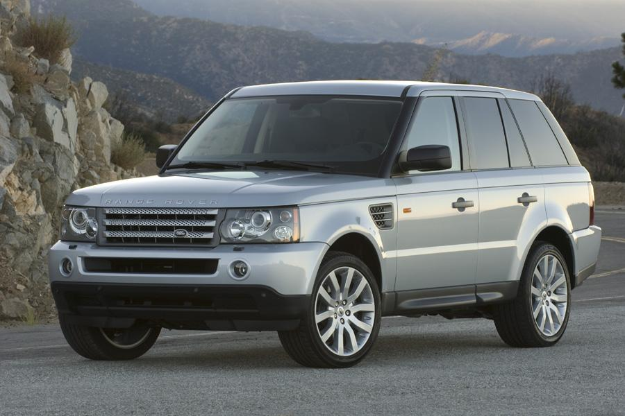 2008 Land Rover Range Rover Sport Photo 1 of 8