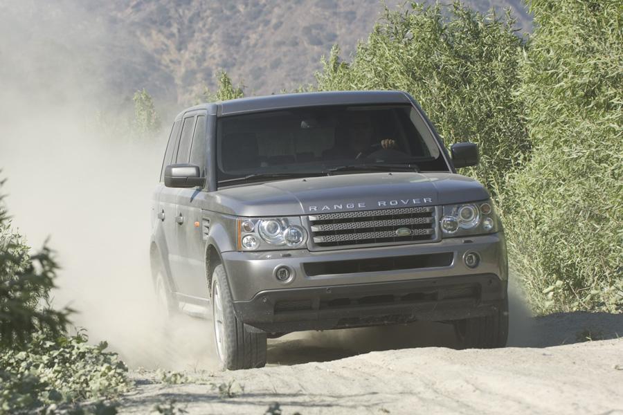 2008 Land Rover Range Rover Sport Photo 3 of 8