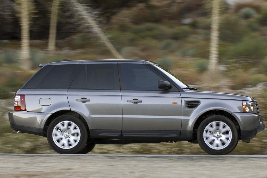 2008 Land Rover Range Rover Sport Photo 4 of 8