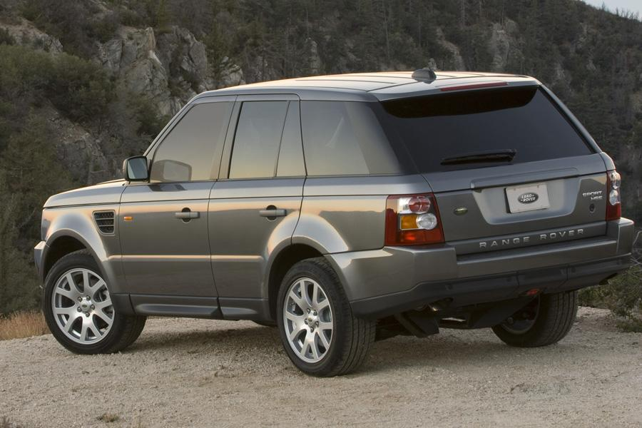 2008 land rover range rover sport reviews specs and prices. Black Bedroom Furniture Sets. Home Design Ideas