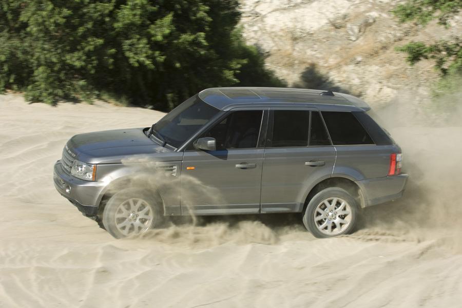 2008 Land Rover Range Rover Sport Photo 6 of 8