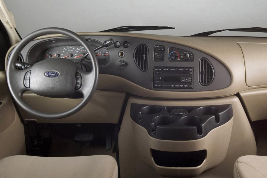 2008 Ford E150 Reviews Specs And Prices Cars Com