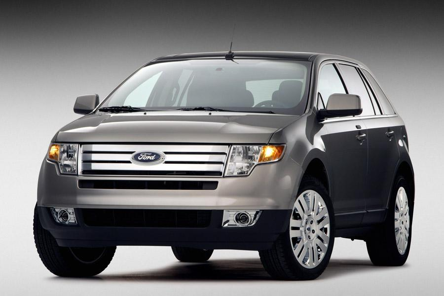 2008 Ford Edge Overview  Carscom