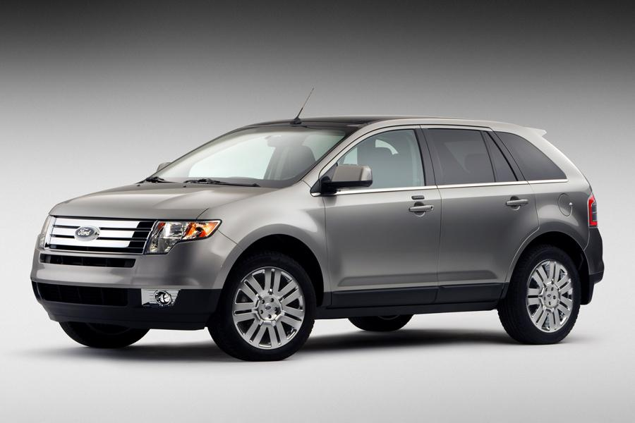 2008 Ford Edge Reviews Specs And Prices Cars Com