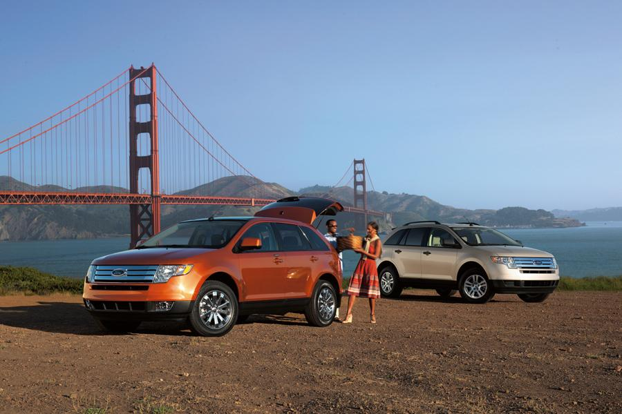 2008 Ford Edge Photo 4 of 7