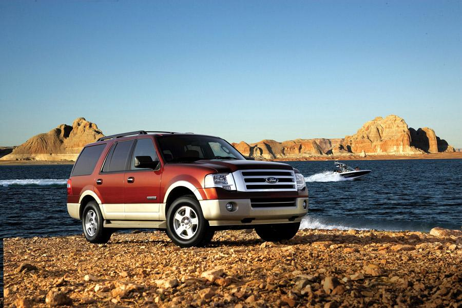 2008 Ford Expedition Photo 5 of 7