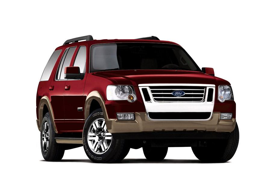 2008 Ford Explorer Photo 1 of 7