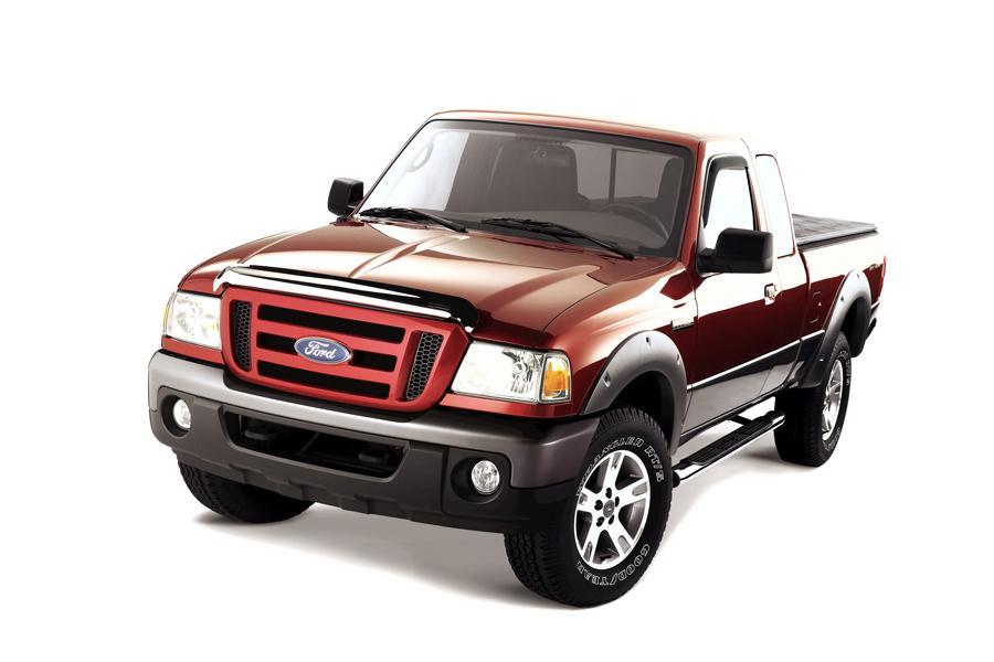 2008 ford ranger overview. Black Bedroom Furniture Sets. Home Design Ideas