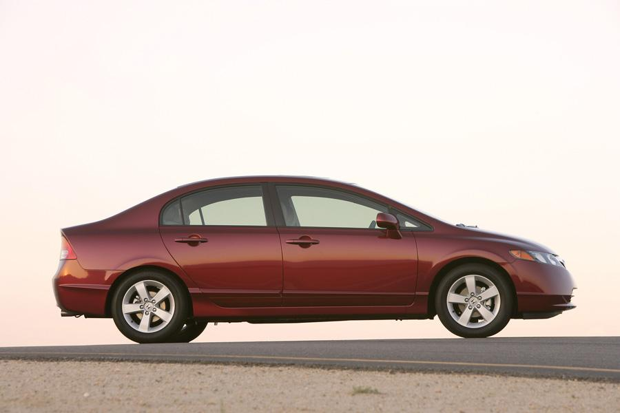 2008 Honda Civic Photo 3 of 8