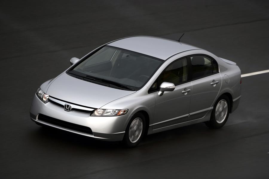 2008 Honda Civic Hybrid Photo 1 of 7